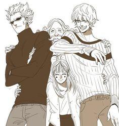 One Piece, Donquixote Family