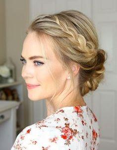 awesome Double lace braids updo… by www.danaz-hairsty… awesome Double lace braids updo… by www.danaz-hairsty…,◘Hair Tutorials◘ awesome Double lace braids updo… by www. Asymmetrical Hairstyles, Fringe Hairstyles, Formal Hairstyles, Braided Hairstyles, Wedding Hairstyles, Brunette Hairstyles, Wedge Hairstyles, Updos Hairstyle, Hairstyles 2018