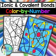 Ionic Covalent Bonds Color By Number Ionic Covalent Bonds