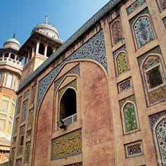 Wazir Kahn Mosque - Lahore, Pakistan
