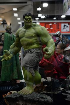 HULK.2015 SDCC Photo for Sideshow Collectibles