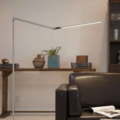 Z-Bar Gen 3 Floor Lamp by Koncept at Lumens.com