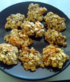 17 Day Diet Gal: Healthy Oat and Carrot Cookies (C2)