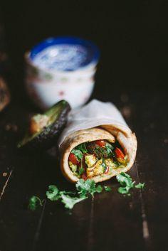 Curry Roasted Vegeta...