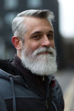 Various men go for Viking Beard Styles, which is considered as the most unique and stylish beard look. There are several kinds of Viking Beard Styles from w Viking Beard Styles, Beard Styles For Men, Hair And Beard Styles, Beard Look, Sexy Beard, Epic Beard, Mens Grey Hairstyles, Haircuts For Men, Best Hairstyles For Older Men