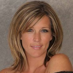 Laura Wright - Highlights | style | Pinterest | Hair, Highlights and ...