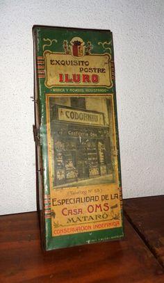 Rare Metal Box with 100 Years - Very rare - 1910/20 -Spain - Catawiki