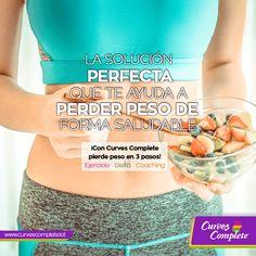 #CurvesComplete 👊 Rompe con tus malos hábitos de alimentación y emprende una alimentación inteligente hoy mismo 😉 ¡Tu cuerpo lo merece! 🙋♀  Conoce más en ➡➡ https://goo.gl/ffozzu⬅⬅  #pierdepeso #ganasalud #tulomereces