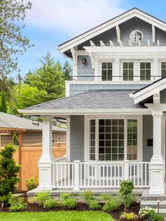 Painting Your Front Door This Color Could Increase Your Home's Value by $6K Exterior Colors, Exterior Paint, Open Family Room, Gallon Of Paint, Real Estate Site, Front Door Colors, Front Doors, California Homes, Modern Colors
