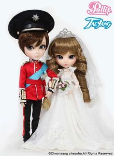 *Available Now / Accessories: Veil with Tiara, Train, Bouquet, Doll Stand / Feeling: Every Girl Dreams at least once of being a princess together with you…. I am going to vow eternal love…. Feel Like So./You Save $24.04 : limited time offer