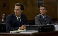 The Lincoln Lawyer movie still with Matthew McConaughey. See the movie photo now on Movie Insider. Matthew Mcconaughey, Great Films, Good Movies, Lincoln Lawyer, Top 10 Films, Ben Kingsley, 2011 Movies, Michael Connelly, Betrayal