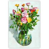 Found it at Joss & Main - A Vase of Florals Canvas Giclee Print, Artfully Walls