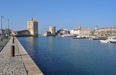 11/4/12 - This is La Rochelle, didn't know what to expect from this town before we arrived, but I can honestly say that its beautiful here, such a lovely place, the people are nice, the architecture is amazing and the food (crepes) was nice. I loved it here and could stay here a lot longer.