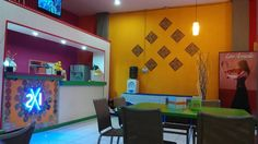 X-21 cafe and resto