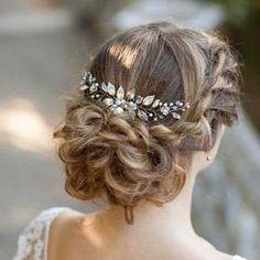 Penteado para noivas 2017, escolha o seu! 7