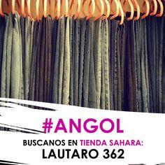Angol, encuentra tus jeans favoritos en Tienda Sahara, ubicada en Lautaro 362.