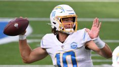 NFL: Why isn't Anthony Lynn name Justin Herbert as starter?