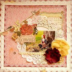 Scrapstuff and more: Carta Bella for My Creative Scrapbook