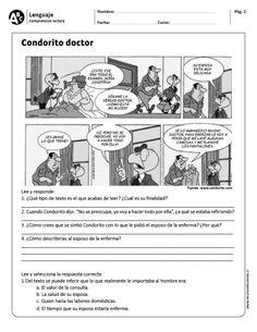 """Condorito doctor"""""""