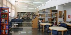 Biblioteca La Marina. Encuentra la información sobre esta biblioteca en http://www.elche.es/micrositios/bibliotecas/cms/menu/bibliotecas/biblioteca-la-marina/