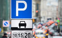 New parking rules in Moscow Mafia, Russia
