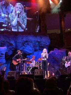Emily Kinney in concert at Mohegan Sun Casino, at The Wolf Den. 2/27/2015
