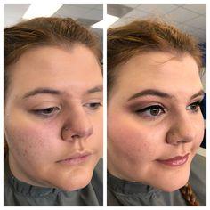 Before and after Mud Makeup, Natural Makeup, Cara Makeup Natural, Natural Makeup Looks