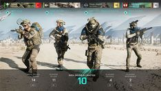 Battlefield Games, The Ea, When I Die, Threes Game, High Stakes, Epic Art, Xbox One, Ranger, Everything