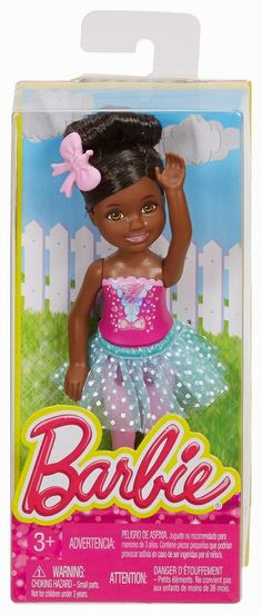 Chelsea Ballerina Doll 2015