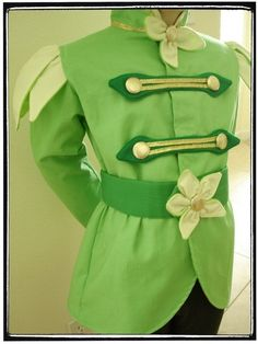 Custom Boutique PRINCE NAVEEN of The Princess and by magicalattic