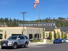 Brumback Construction built the retail space at Cedar Crossing in north Spokane in 2013. It has remained one of our most popular construction projects, and leasing sectors.
