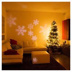 edff0a1dd16 Proyector LED Copos de Nieve Interior y Exterior