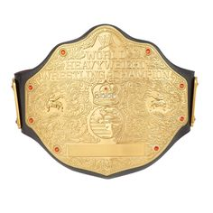 WCW World Heavyweight Championship Belt