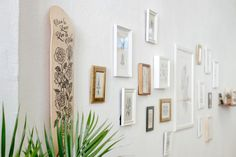 A selection of the work of illustrator, Sandra Giora in the Gallery space. Space Gallery, Gallery Wall, Geneva, Illustrator, Shops, Concept, Frame, Home Decor, Picture Frame