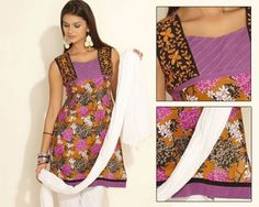 Gift your mum a wardrobe upgrade this Mother's Day. This premium cotton full-length kurta is perfect for summer and great for women of all shapes and sizes.  The lightweight and comfortable cotton material is perfect for these hot and sticky summer months. It is breezy thanks to the sleeveless design.