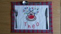 Theo's Dinner Mat