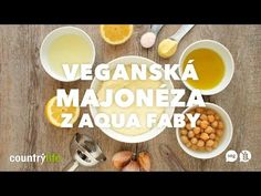 Veganská majonéza, kde místo žloutků zaskakuje obyčejný nálev z cirny, je jedním z nejlepších kuchyňských vynálezů! Chuťově i konzistencí bez kompromisů, velmi dostupně a bez nutnosti použít syrová vejce. Raw Milk, Samos, Country Life, Vegan Recipes, Vegan Food, Eggs, Dip, Breakfast, Butter