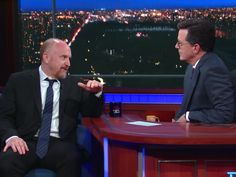 Louis C.K.: Trump is 'a gross crook dirty rotten lying sack of s---'