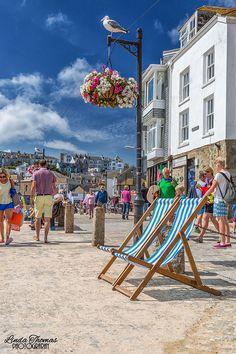 St Ives, Cornwall - By Linda Thomas