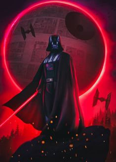 Very cool Darth Vader by AndrejZT from DeviantArt. - Star Wars Vader - Ideas of Star Wars Vader - Very cool Darth Vader by AndrejZT from DeviantArt. Darth Vader Star Wars, Star Wars Jedi, Darth Maul, Darth Vader Artwork, Star Trek, Darth Sith, Darth Vader Comic, Darth Vader Poster, Darth Vader Tattoo