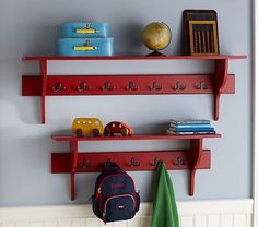 for boys' room.. easy diy