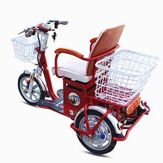 48v 350w single lithium battery adult electric scooter/tricycle/handicapped scooter/trottinette electrique adulte