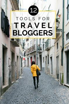 12 Tools for Travel Bloggers- look into Iconos... and the photo editing ones.