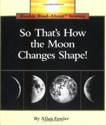 Books about the moon for kids - Gift of Curiosity