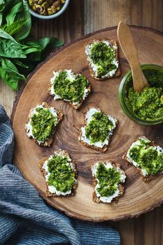 Green Goddess Pesto