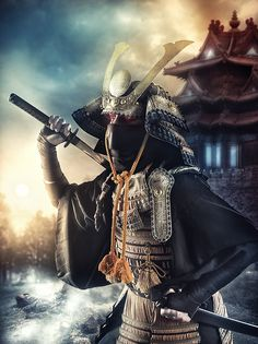 ♂ World martial art samurai fantasy