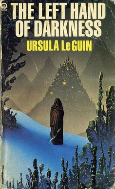 The Left Hand of Darkness, Ursula Le Guin