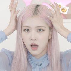 Aesthetic Videos, Aesthetic Photo, Yg Entertainment, Kpop Girl Groups, Kpop Girls, Overlays Instagram, Rose Queen, Blackpink Memes, Rose Pictures