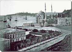 Dolmabahçe - 1860 lar