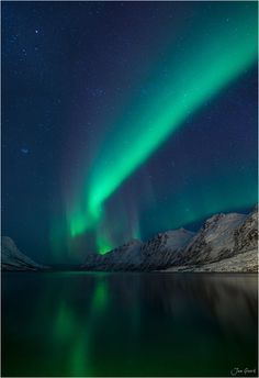 I just never fail to be awed by the Northern Lights....Sky Torch by Jan Geerk, via 500px